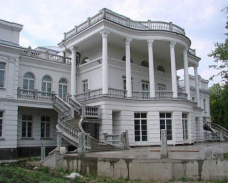 Белый дом Петра Порошенко - фото 22397
