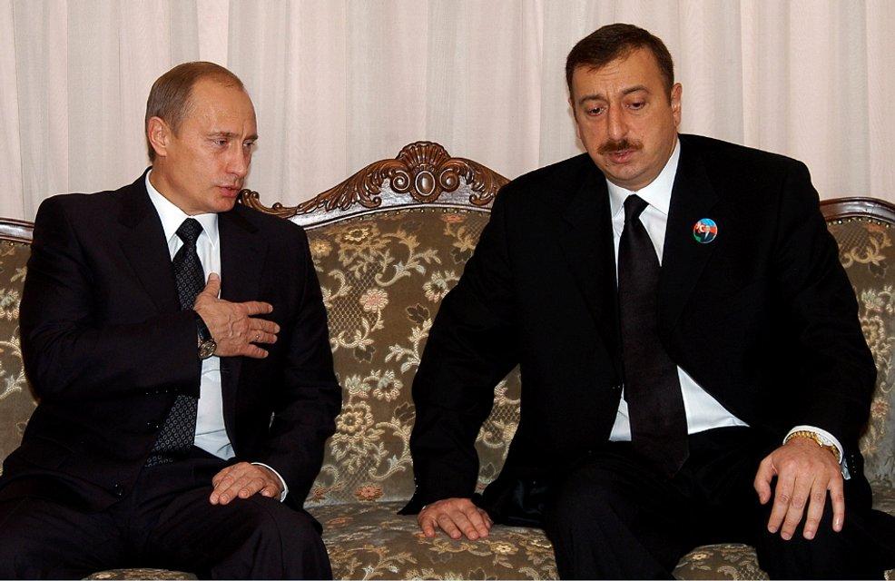 Давай, до свидания. Как Баку сумел безнаказанно выйти из-под влияния Москвы - фото 21290