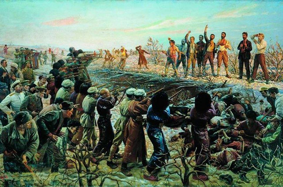 Теорія липи. Характерні приклади радянської фальсифікації історії та побуту - фото 20731