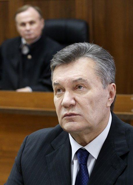 Онлайн-трансляция допроса Януковича: Попытка №2 - фото 23846