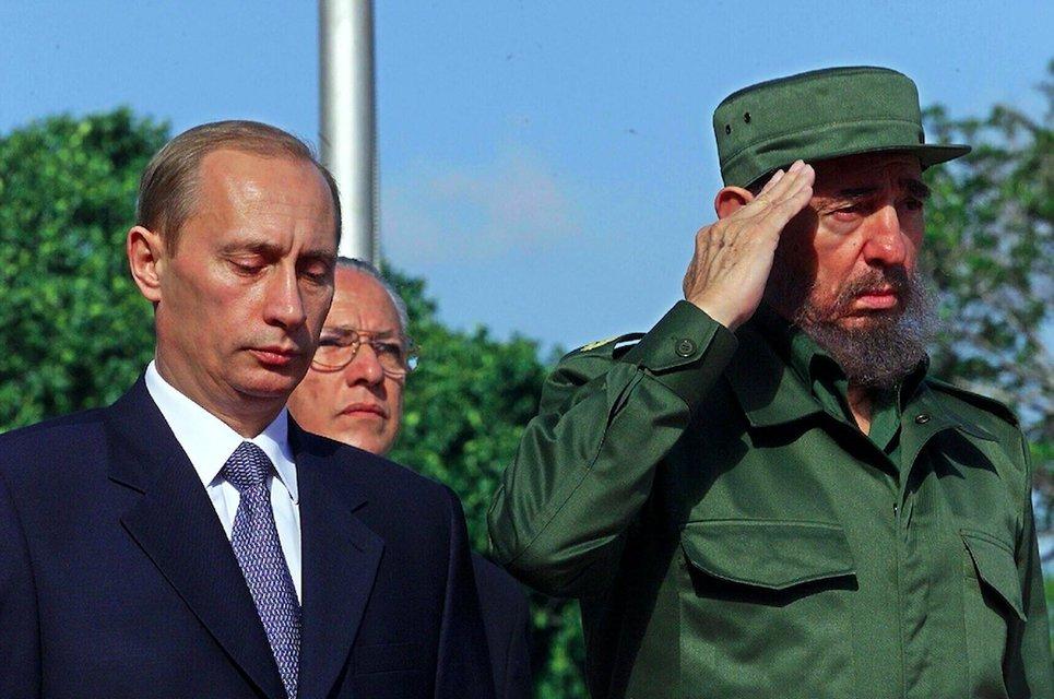 Куба далеко, Куба рядом. Исторические противоречия Фиделя Кастро - фото 23678
