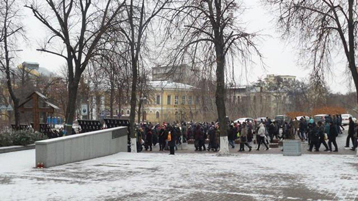 Де береги? Як «антигонтарєвці» заблукали у Києві - фото 22918