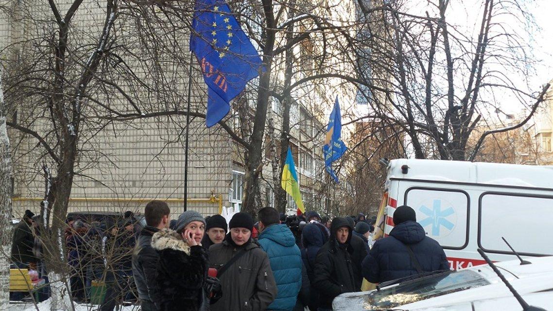 Операція Реконструкція. Як у Києві викликали дух Майдану - фото 24229