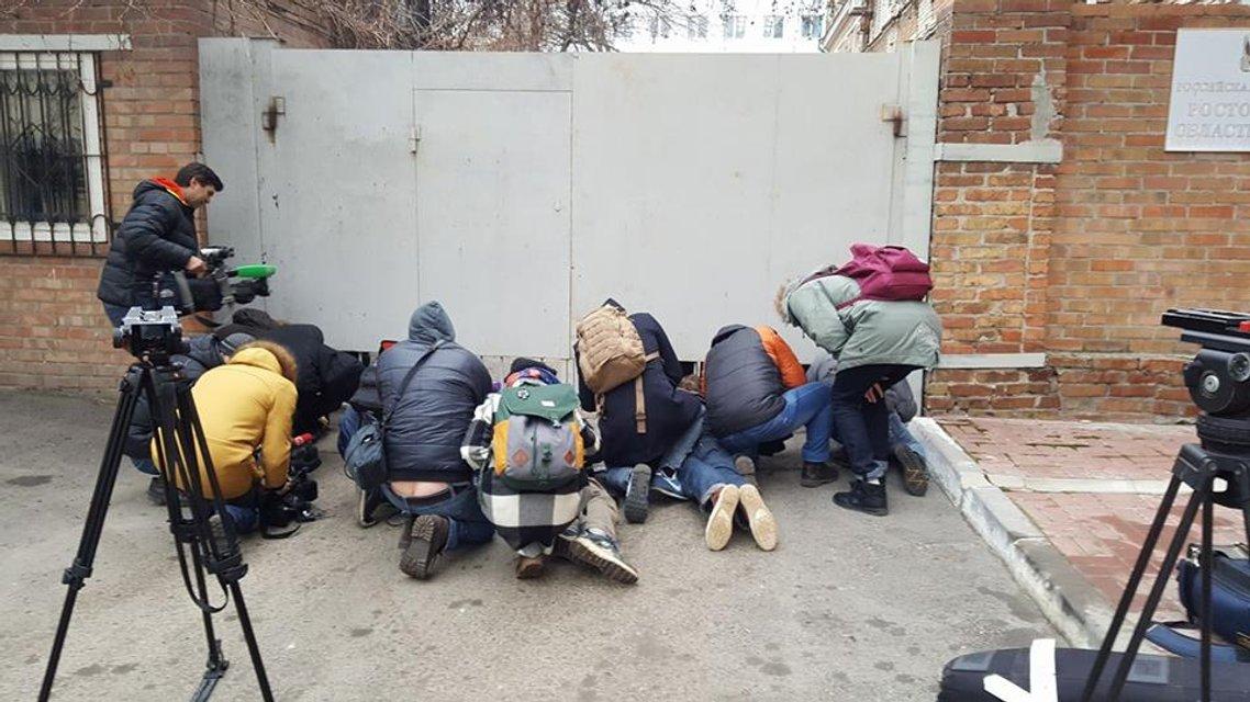 Допрос Януковича: онлайн-трансляция - фото 23358