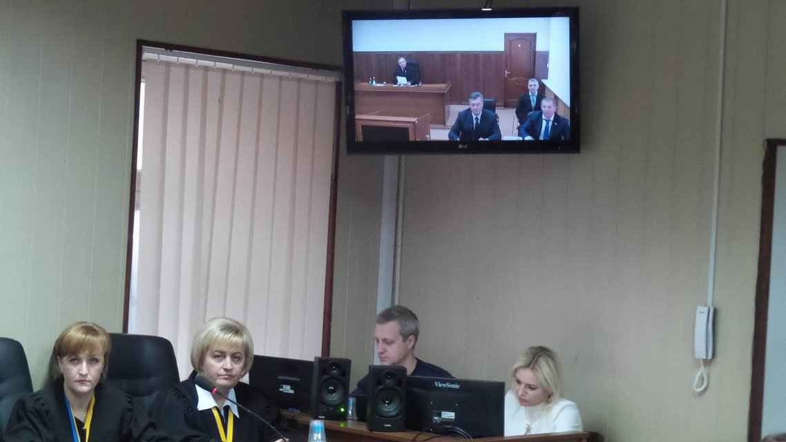 Допрос Януковича: онлайн-трансляция - фото 23412