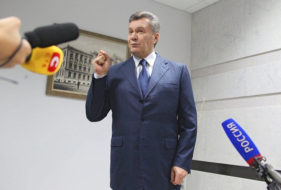 Онлайн-трансляция допроса Януковича: попытка №2 - фото 23817
