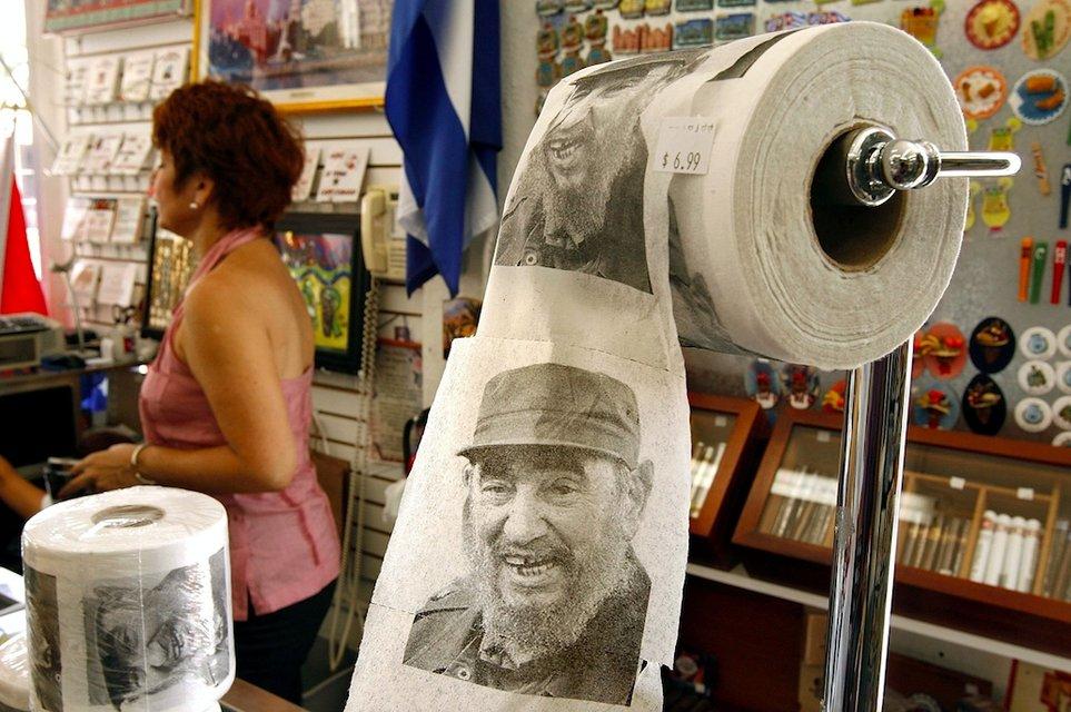 Куба далеко, Куба рядом. Исторические противоречия Фиделя Кастро - фото 23679
