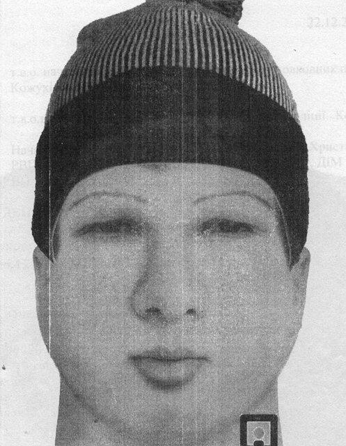 В полиции описали приметы подозреваемого в вандализме - фото 27753