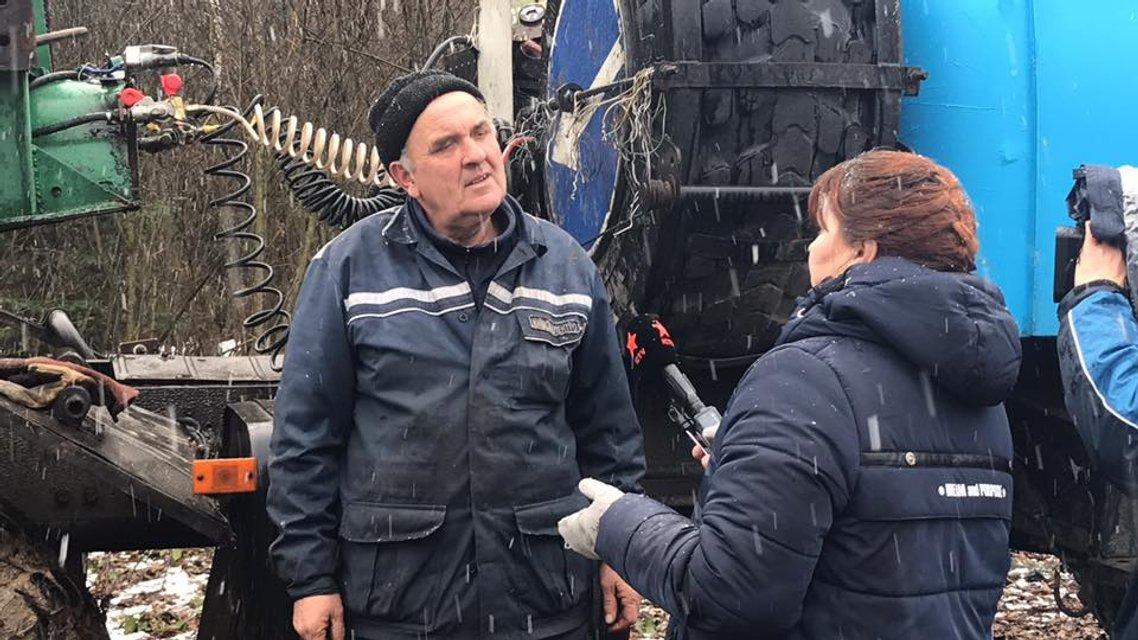 Завтра в Киев доставят главную елку Украины (фото)  - фото 24523