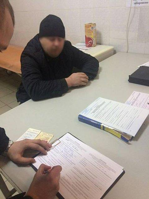 На Закарпатье судья устроил гонки с полицией и очнулся в наркодиспансере - фото 25694