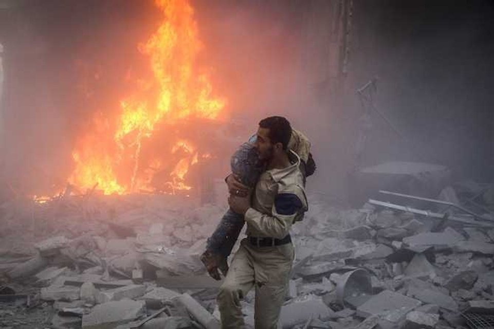 Сontra spem spero. Почему сирийцы остались наедине со своими проблемами - фото 26400