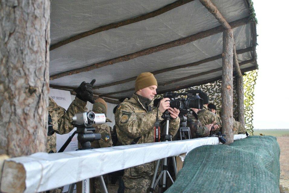 Появились первые фото украинских ракетных учений вблизи Крыма - фото 24335