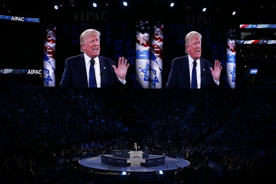 Трамп приедет, полегчает - фото 28171