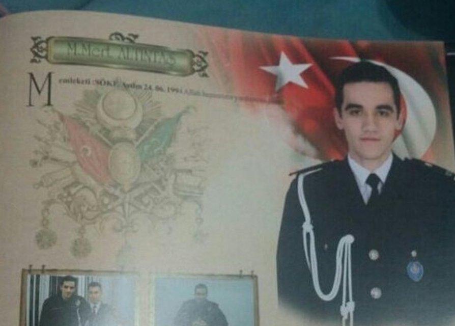 Убийца посла - 22-летний МевлютМерт Алтынташ - фото 27114