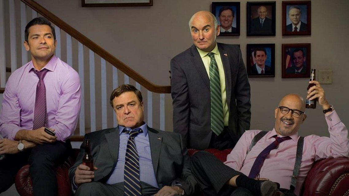 Обязательно к просмотру. 10 сериалов про политику - фото 28049