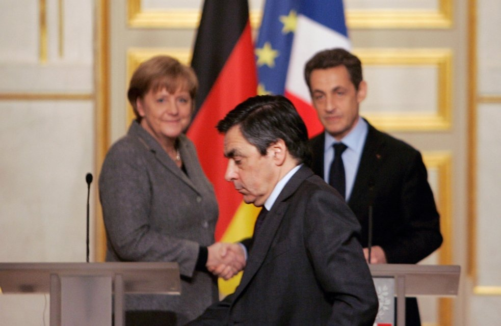 Франсуа Фийон - надежда Европы - фото 24538