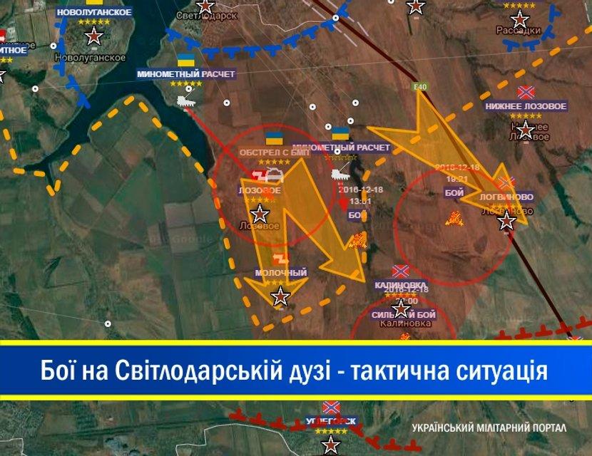 Почему боевики пошли в атаку на Светлодарск и почему это повторится - фото 26998