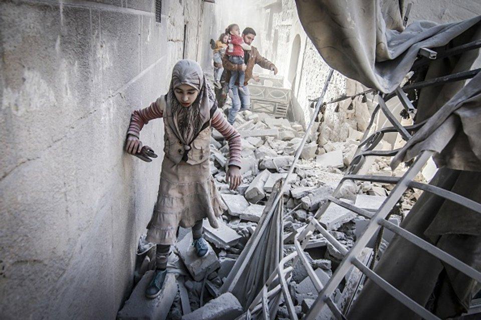Алеппо. Наши дни - фото 26248