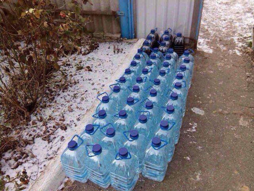 СБУ перекрыла продажу контрабандного российского спирта в зоне АТО  - фото 27082