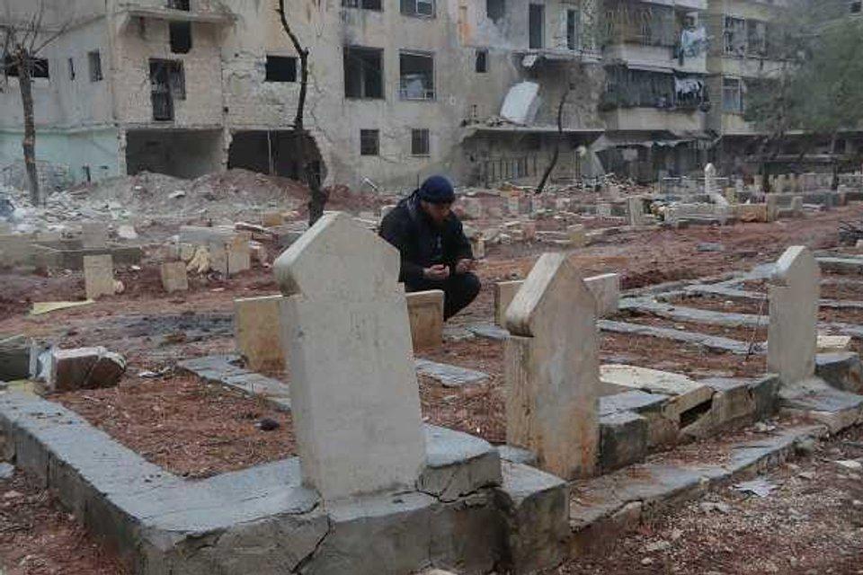 Сontra spem spero. Почему сирийцы остались наедине со своими проблемами - фото 26402