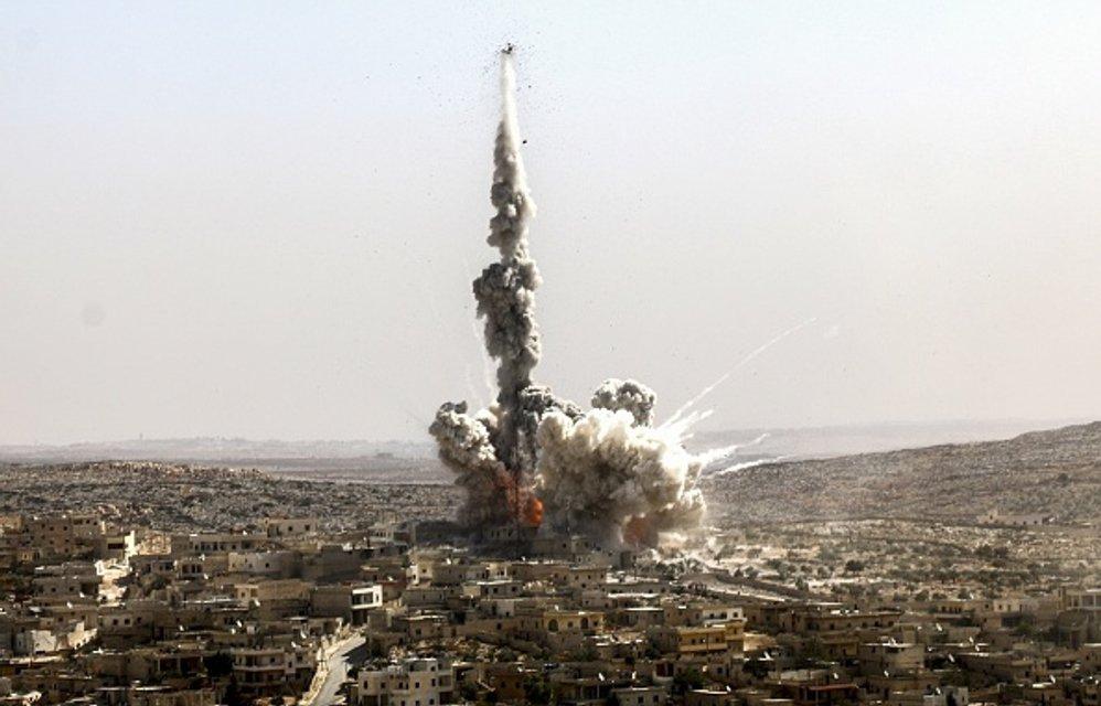 Сontra spem spero. Почему сирийцы остались наедине со своими проблемами - фото 26410