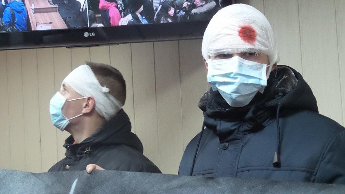 Дело Майдана. Баллада о тех, кто хотел как лучше - фото 29555