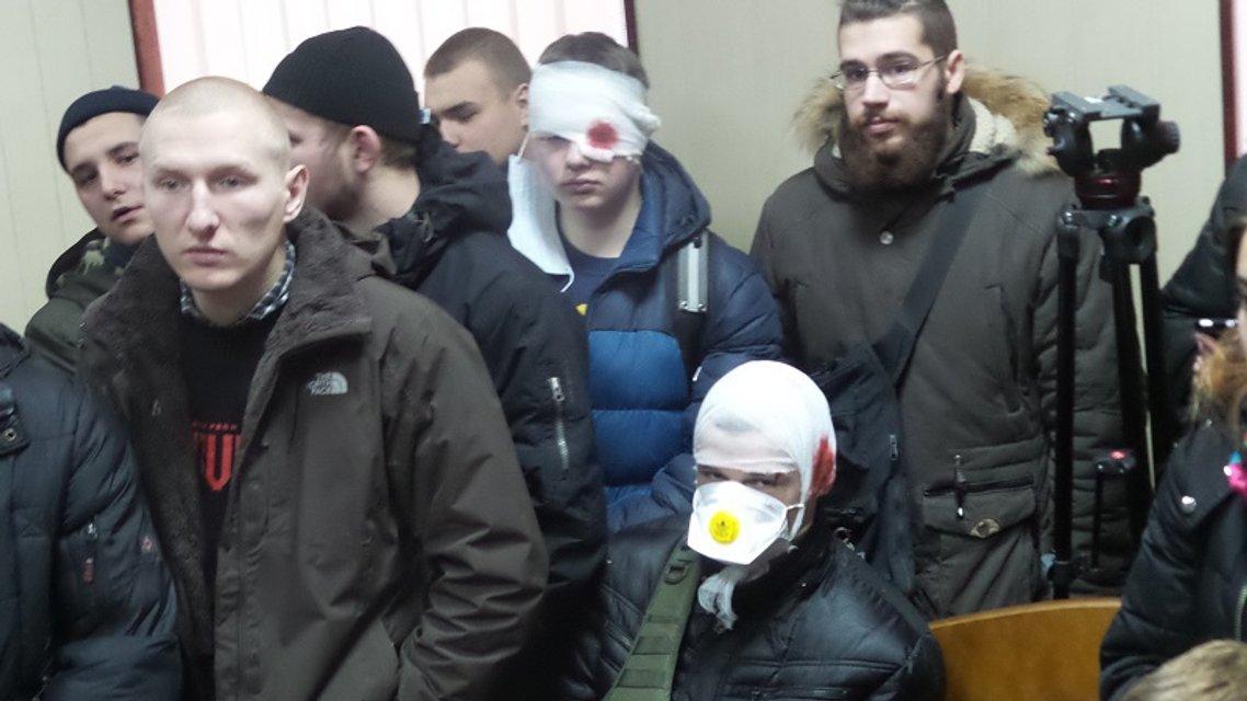 Дело Майдана. Баллада о тех, кто хотел как лучше - фото 29552