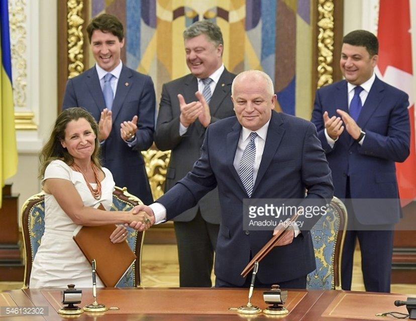 Министром иностранных дел Канады станет украинка по происхождению - фото 29566