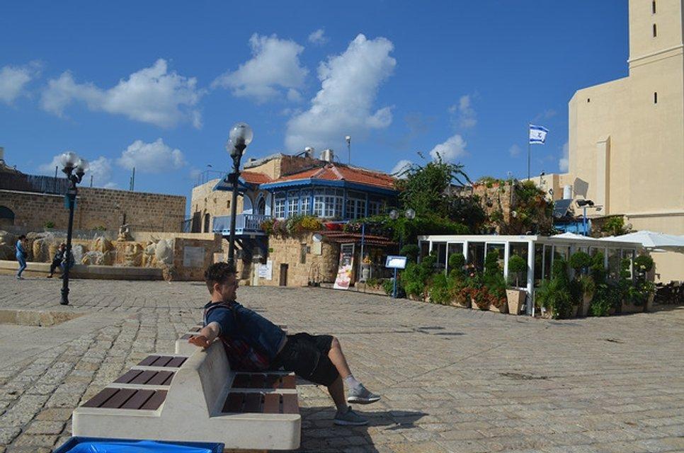 Пагорб весни. Мандрівка до Тель-Авіву - фото 28989