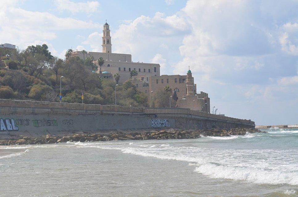 Пагорб весни. Мандрівка до Тель-Авіву - фото 28971