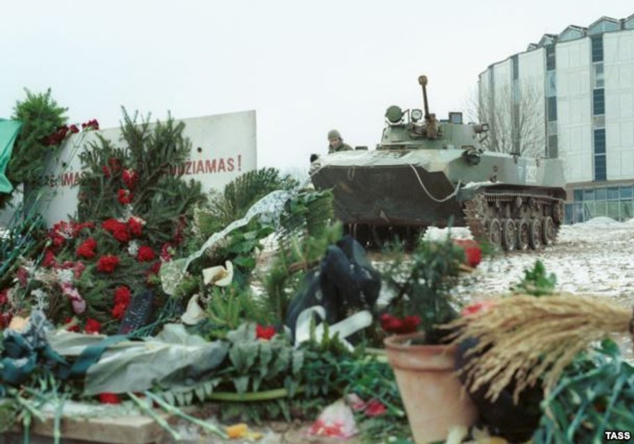 Кривава неділя. Як Литва склала перший справжній тест на незалежність  - фото 30095