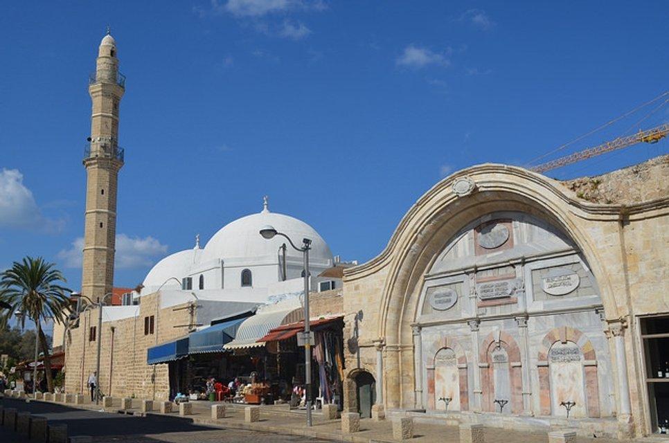 Пагорб весни. Мандрівка до Тель-Авіву - фото 28977