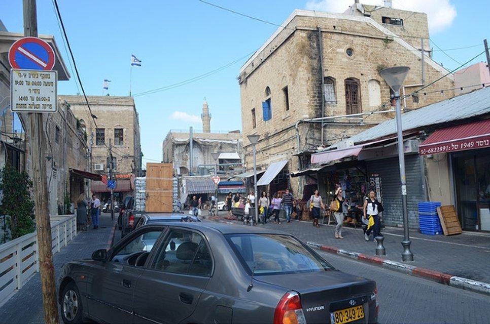 Пагорб весни. Мандрівка до Тель-Авіву - фото 29000