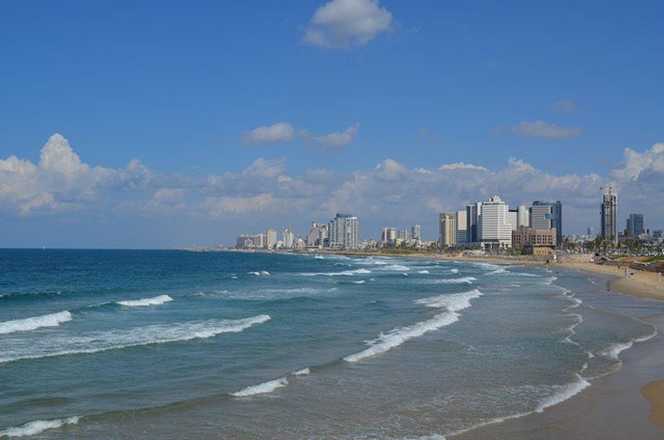 Пагорб весни. Мандрівка до Тель-Авіву - фото 28968