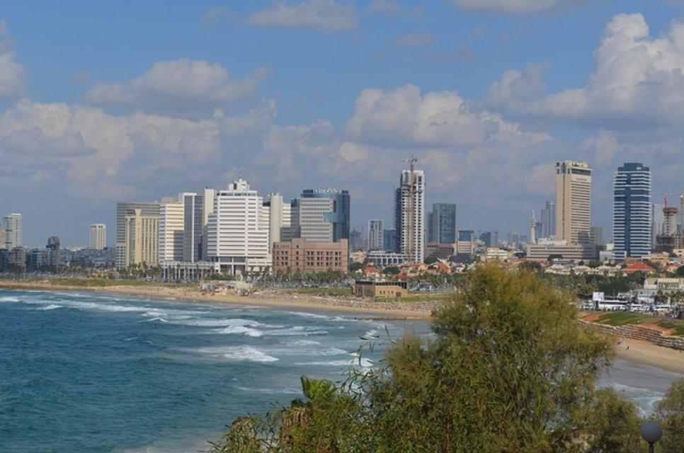 Пагорб весни. Мандрівка до Тель-Авіву - фото 28986