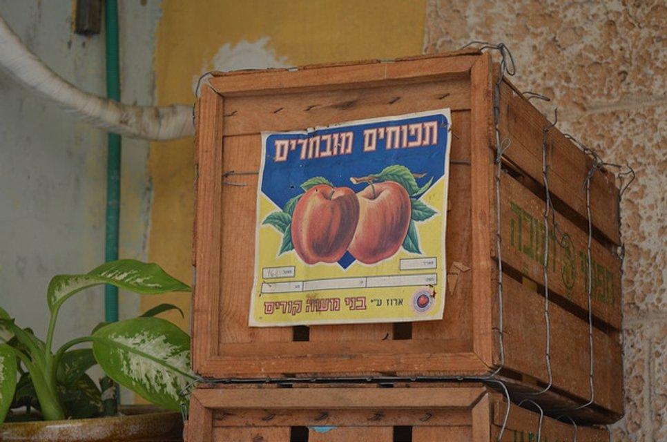 Пагорб весни. Мандрівка до Тель-Авіву - фото 28987