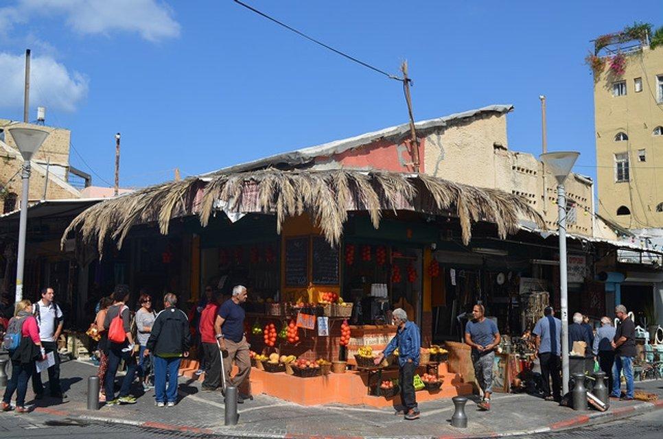 Пагорб весни. Мандрівка до Тель-Авіву - фото 28998