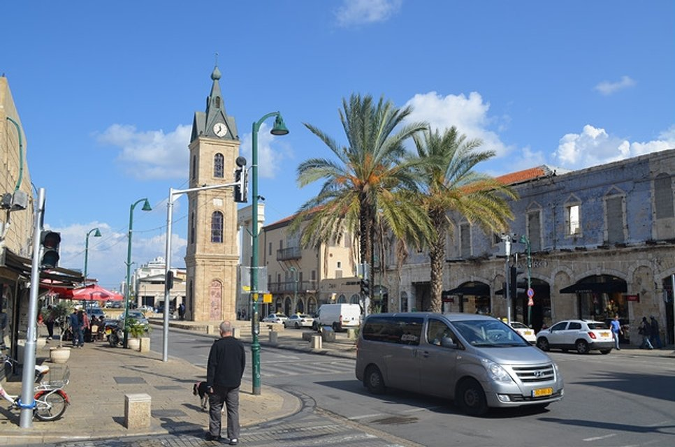Пагорб весни. Мандрівка до Тель-Авіву - фото 28991
