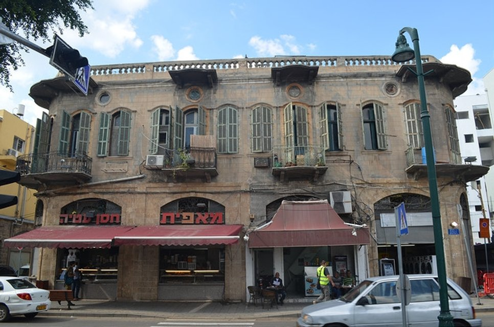 Пагорб весни. Мандрівка до Тель-Авіву - фото 28996