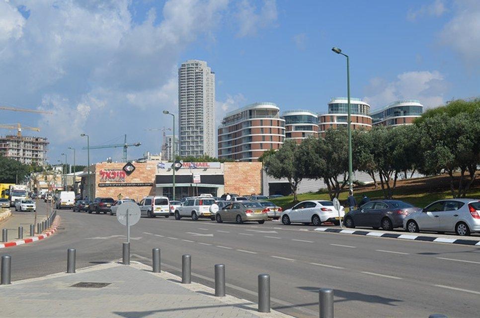 Пагорб весни. Мандрівка до Тель-Авіву - фото 28980