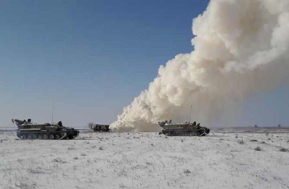 ВСУ снова провели ракетные учения под Крымом - фото 30048