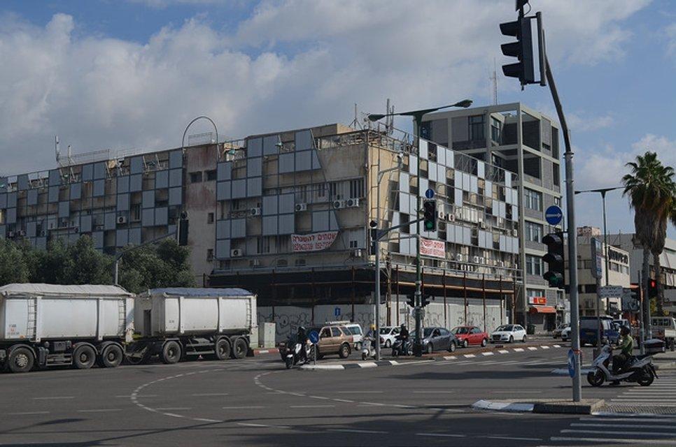 Пагорб весни. Мандрівка до Тель-Авіву - фото 28979