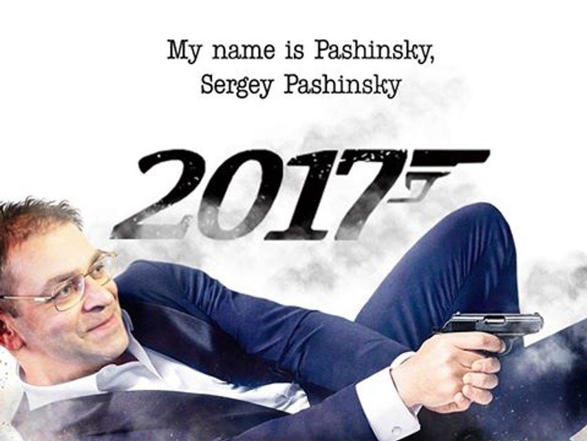 ТОП-10 главных мемов месяца: от агента 007 Пашинского до Визового Почекуна - фото 32344