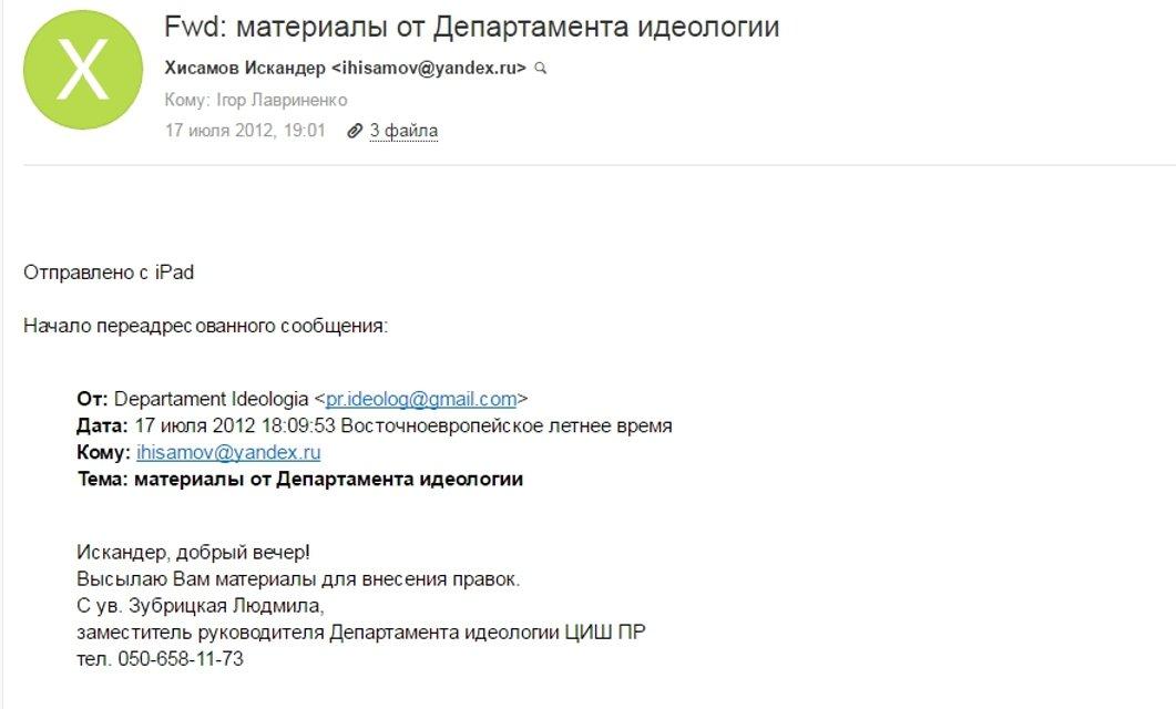Как российские пропагандисты контролируют редакционную политику Страны.юа - фото 31612
