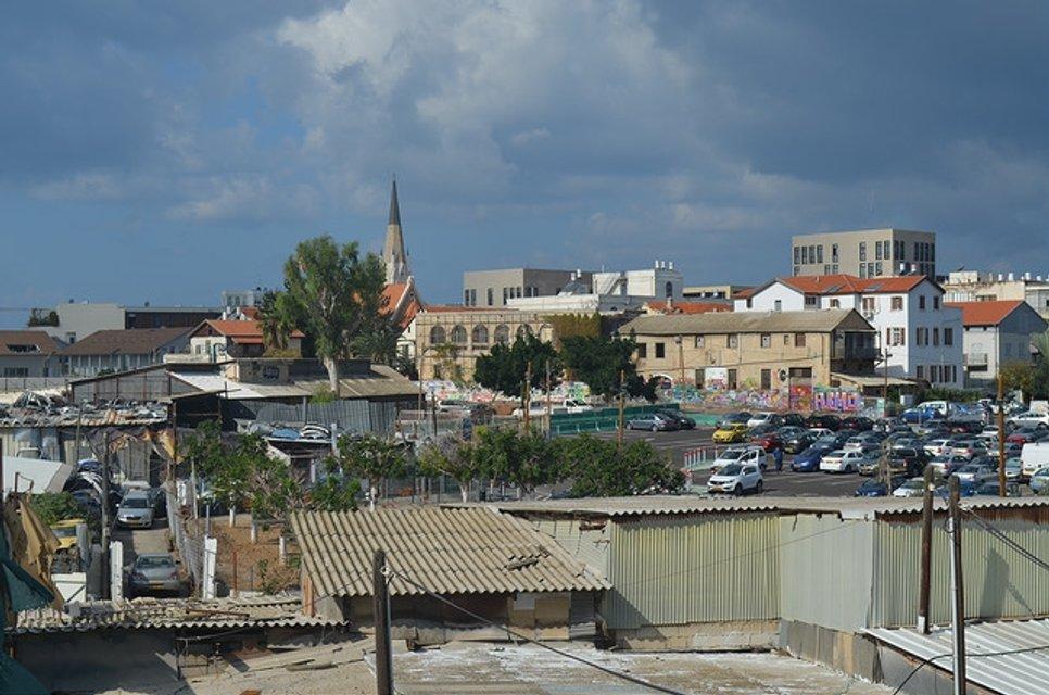 Пагорб весни. Мандрівка до Тель-Авіву - фото 28992
