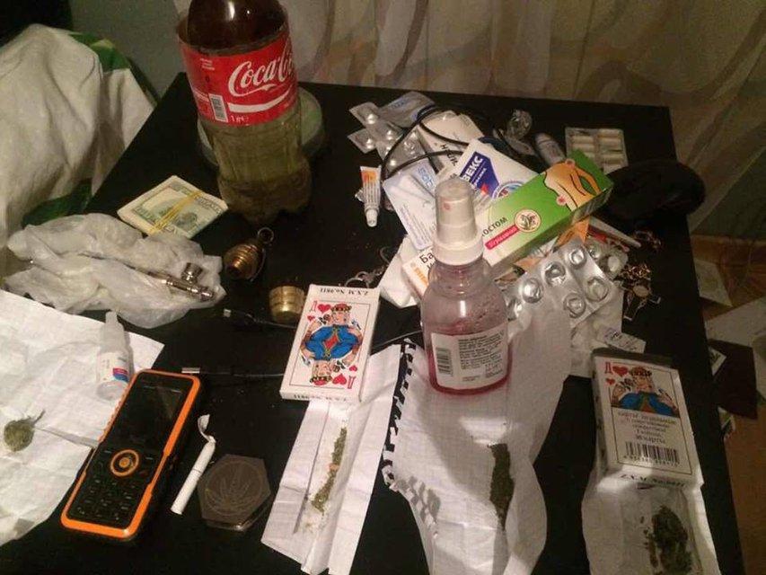 Работники прокуратуры в Запорожье занимались сбытом наркотиков - фото 30703