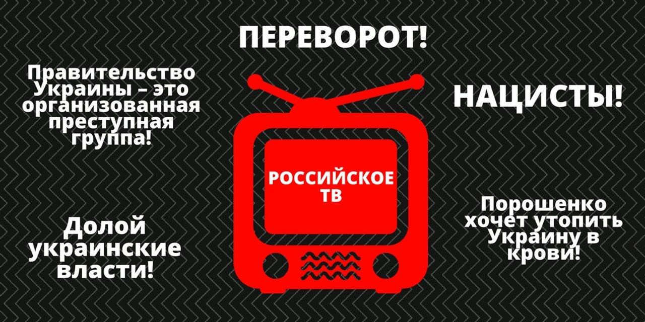 Кремлевское ТВ vs Украина: откровенные призывы к насилию - фото 35430