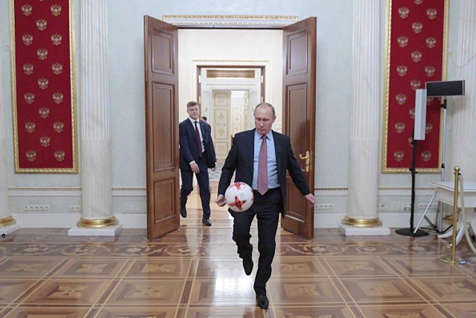 Вопрос времени. Как Чемпионат мира по футболу в России стал проблемой Кремля - фото 35962