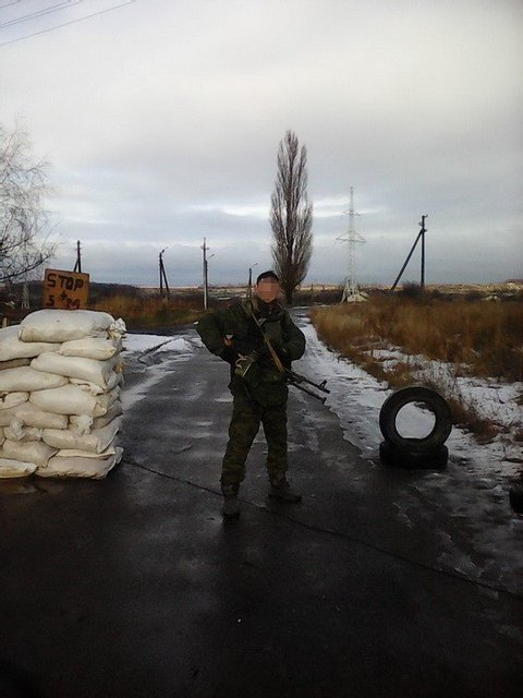 СБУ задержала боевика, награжденного главарями «ДНР»  - фото 32905