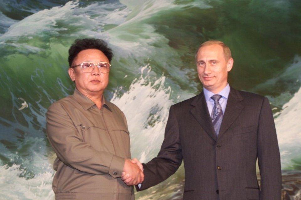 День сияющей звезды. Кто и зачем загнал Северную Корею на дно - фото 34660